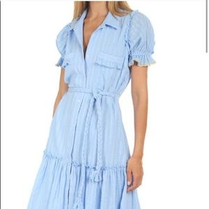Misa Los Angeles Kyla Dress. Size Medium